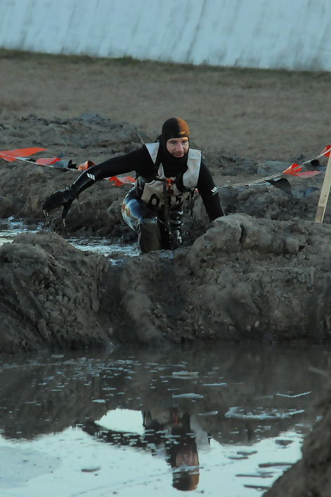 Joe at 2011 Toughest Mudder